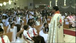 First Holy Communion 2011.