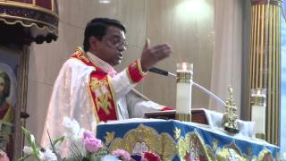 Fr. Abraham Mutholath Homily for feast.