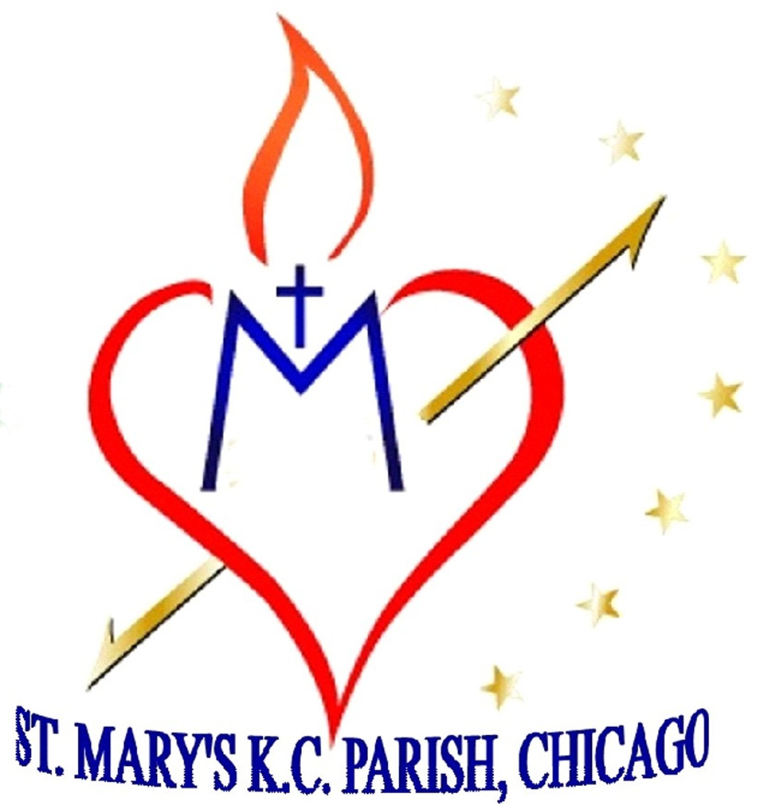 St. Mary's Knanaya Catholic Parish Logo